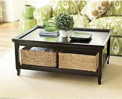 coffee table with baskets under decoration in coffee table with baskets collection coffee tables