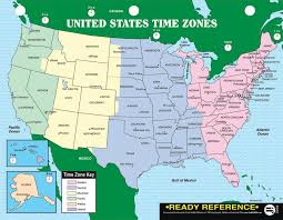 united states map with state names and time zones us time zone map timezonesmapcom us map time zone states