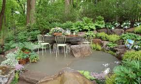 delightful landscaping patio ideas combine unique outdoor patio