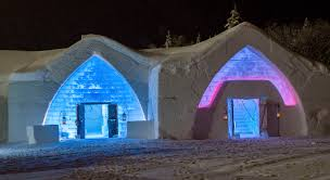 how to survive a night at the quebec ice hotel justin plus lauren