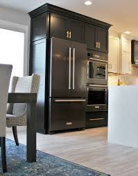 white kitchen cabinets and black stainless steel appliances kitchen cabinets black appliances with stainless steel page