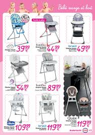 chaise haute cora cora cora anderlecht baby mars page 16 17 created with
