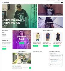79 new ecommerce themes u0026 templates released in march 2016 free