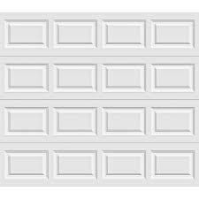 Original Overhead Door by Clopay Premium Series 9 Ft X 6 1 2 Ft Insulated Short Panel