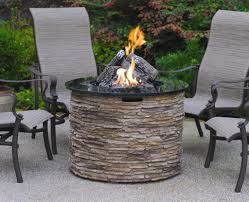 outdoor propane fire pit ideas home decorations ideas