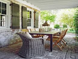 Outdoor Covered Patio by Summer Porch Decorating Ideas Rustic Outdoor Patio Designs