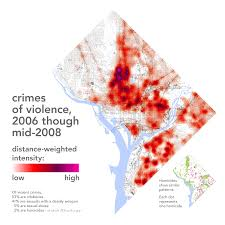 Crime Rate Map Radicalcartography