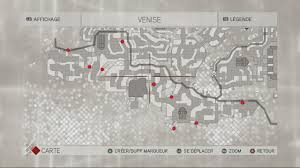 Assassin S Creed 2 Map 5 5 Venise Soluce Assassin U0027s Creed Ii Supersoluce