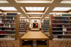 Basement Library O U0027shaughnessy Library Oblate