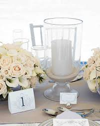Wedding Flowers Guide Beach Wedding Centerpieces Martha Stewart Weddings