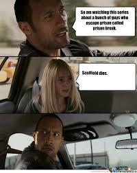 Prison Break Memes - prison break by spinyweb meme center
