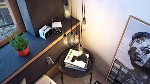 bare bulb lighting ideas interior design ideas