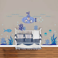 wall stickers uk wall art stickers kitchen wall stickers ws6018 huge ocean world sub marine photo frame stickers