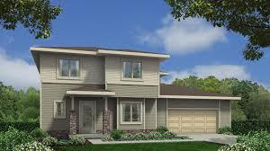 modern elevation eric u0027s creek home builders madison wi encore homes