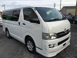 toyota hiace interior toyota hiace long dx gl package ss motors japan