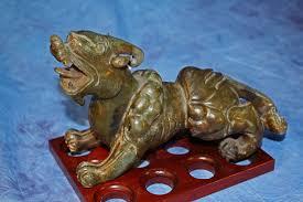 pixiu statue archaic jade pixiu statue china esoteric stuff