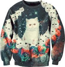 cat sweater cat sweater on the hunt