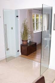 clear glass door 27 best hinged glass doors images on pinterest glass door