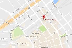 Google Maps San Antonio Looking For A Job Be An El Paso Downtown Ambassador