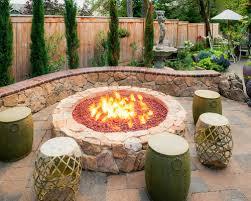 Fire Pit Backyard Lovely Decoration Fire Pit For Backyard Spelndid 1000 Ideas About