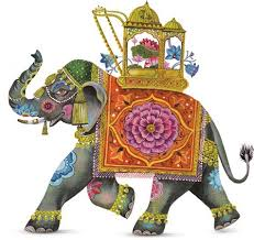 best 25 indian elephant ideas on painted indian