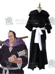 Bleach Halloween Costumes Bleach 2nd Division Lieutenant Omaeda Marechiyo Cosplay Costume