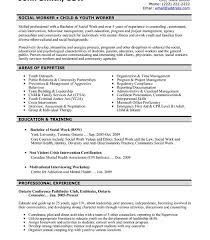 Youth Worker Resume Clever Design Social Worker Resume Sample 3 Template Cv Resume Ideas