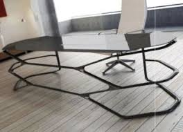 High Tech Desk High Tech Carbon Fiber Desk Looks Light As A Feather