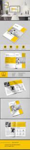 corporate bi fold brochure 04 brochure template brochures and