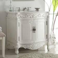 Antique White Vanity Antique White Vanities Chans Furniture