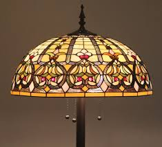 Stained Glass Floor Lamp Stained Glass Floor Lamps Lighting And Ceiling Fans