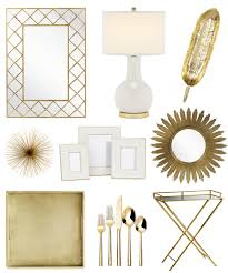 home decor accents stores gold home décor bright and beautiful chicago fashion lifestyle