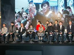 Along With The Gods Along With The Gods Attend Gala Premiere In Seoul Showbiz