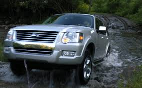 2013 Ford Explorer Sport Trac Happy Birthday Ford Explorer Turns 23 Today