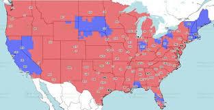san francisco on map san francisco 49ers patriots coverage map