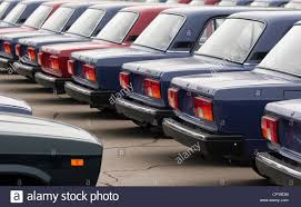 trading in a brand new car brand new russian cars lada ready for sale lada zhiguli is an