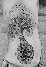 a tree of by david hale in which the tree grows on a