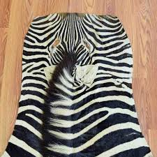 Animal Skin Rugs For Sale African Burchell U0027s Zebra Skin Rug For Sale At Safariworks