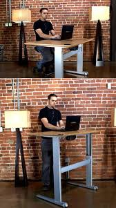 anthro desk sit stand legs 38 best diy standing desk images on pinterest music stand stand