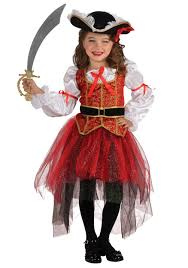 Ship Captain Halloween Costume Child Pirate Costumes Kids Boys Girls Pirate Halloween Costume