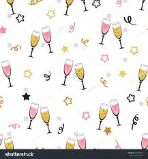 christmas martini glass clip art celebration background champagne glasses seamless christmas stock