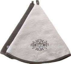 serviette cuisine rond torchon eponge serviette ronde cuisine serviette buy product
