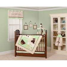 Nursery Paint Colors Baby Nursery Charming Baby Room Decoration With Brown Wooden Crib