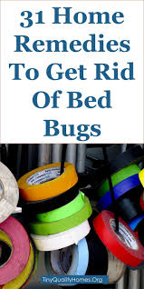 How To Get Rid Of Bed Bugs At Home Best 25 Bed Bug Remedies Ideas On Pinterest Bed Bug Spray Bed