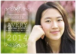 graduations announcements themes custom graduation announcements invitations with