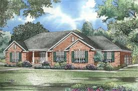 ranch house plans traditional ranch house plan three bedrooms plan 153 1432