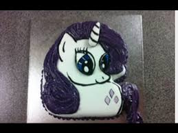 my little pony cake how to youtube