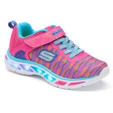skechers red light up shoes 71bre1ovfnl ux395 shop light up sneakers for girls magicstep