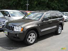 jeep dark gray 2006 jeep grand cherokee limited 4x4 in dark khaki pearl 185090