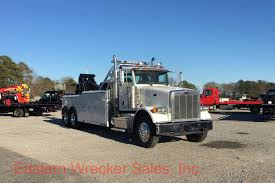 2012 peterbilt 367 with a 2015 century 7035 35 ton heavy duty